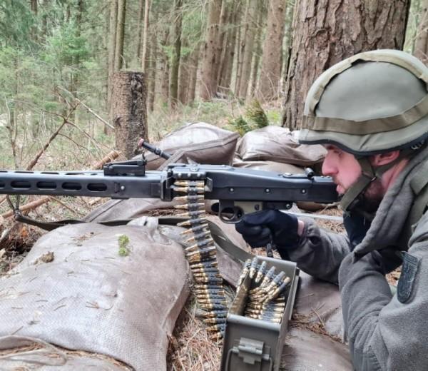 Aktiv in der Milizunteroffiziersausbildung