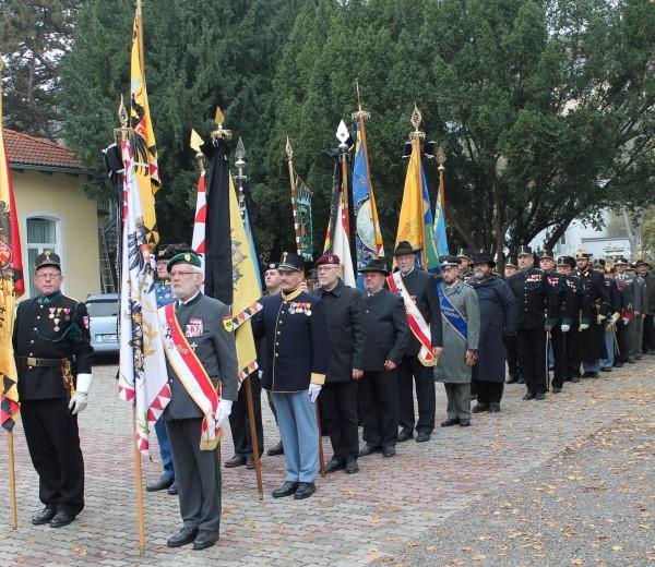 """Gedenkfeier """"100 Jahre Ende 1. Weltkrieg"""""""